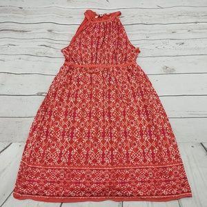 Max Studio Dress Size XS Sleeveless Geometric